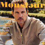 Wolfram Winter im Magazin Monsieur … mit einem Jäger im Revier